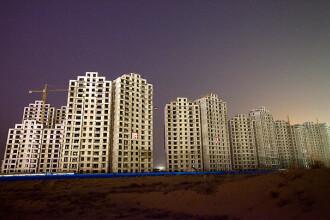Tara oraselor-fantoma se transforma. Numarul locuitorilor din urban va ajunge egal cu populatia SUA