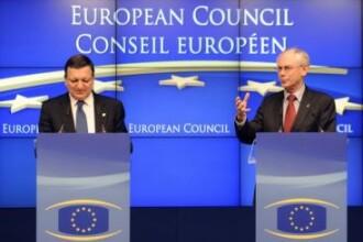 Decizie istorica pentru viitorul UE si al monedei unice. Tratatul de guvernanta fiscala, semnat