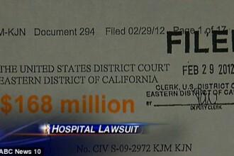 Despagubire RECORD de 168 de milioane de dolari. Ce a patit aceasta femeie la serviciu