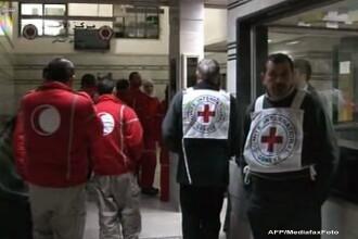 Fortele presedintelui Siriei au interzis accesul convoiului Crucii Rosii intr-un cartier din Homs