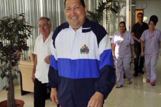 Hugo Chavez, presedintele Venezuelei, operat de cancer pentru a patra oara