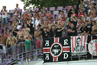 """UTA–ACS Poli, un derby sau doar un meci de """"B""""? Parerea Aradului: """"Nu exista rivalitate fara rival"""""""