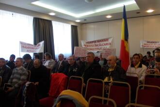 A 116-a zi de proteste la Timisoara. Revolutionarii, fata in fata cu partidele politice