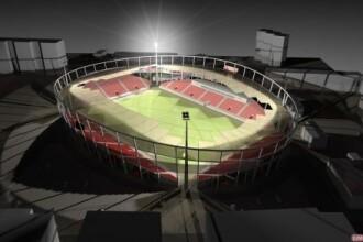 Trei companii au depus oferte pentru modernizarea Stadionului UTA cu 32 milioane de lei