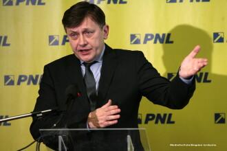Crin Antonescu: PNL castiga un om de calibru, un om cu forta si convingeri clare