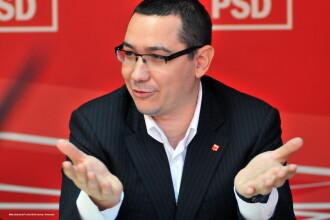 Victor Ponta: Sa ne reintoarcem in Parlament ca Anastase sa fure din nou voturi? NU