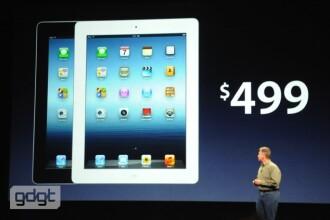 Noul iPad poate sa scrie dupa dictare. Vezi daca a trecut testul. VIDEO