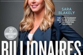 Cea mai tanara femeie din Forbes. Valoreaza 1 mld. de dolari, dar ii e teama sa vorbeasca in public