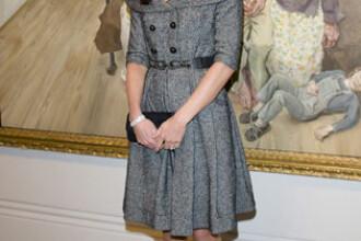 Nimic din ce face Ducesa Kate nu scapa de ochii presei.Detaliul surprinzator despre o rochie de-a ei