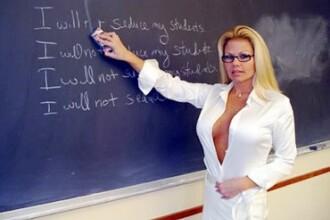 Ce a facut o profesoara de 231 de ori in 2 ani, impreuna cu elevul ei