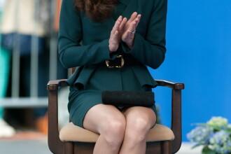 Ce a aratat Kate Middleton la un eveniment la care a insotit-o pe regina. FOTO