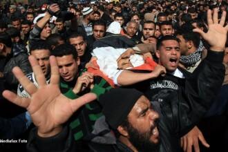 Israelul a atacat vineri noapte in Fasia Gaza. Peste 12 persoane au fost ucise in urma raidurilor