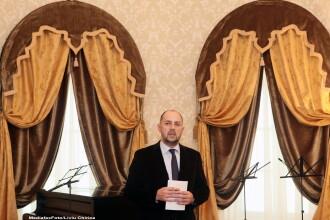 Limba maghiara la UMF Targu Mures. UDMR a invins in coalitia majoritara