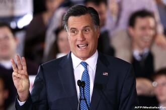 Un senator republican afirma ca Mitt Romney este practic sigur de obtinerea investiturii republicane