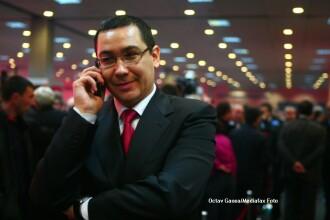 Ponta: Daca Basescu merge la cina de miercuri de la Bruxelles, merge sa manance si sa glumeasca
