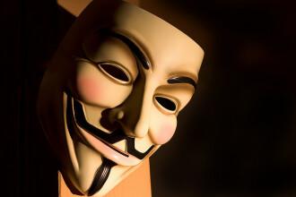 Site-ul CIA, spart de hackerii de la Anonymous