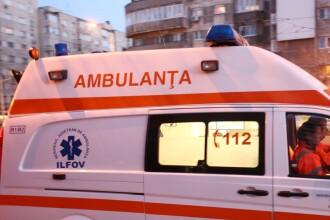 Accident mortal in comuna Sacalaz. Un barbat a murit dupa ce s-a rasturnat cu masina in sant