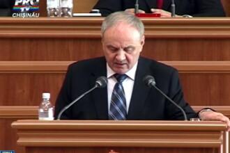 Nicolae Timofti, presedintele R. Moldova, ramane in spital din cauza unor complicatii la pancreas