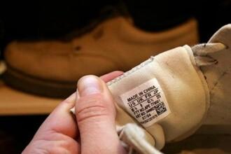 Americanii cheltuiesc pe haine intr-un an cat bugetul Romaniei in doi.Majoritatea sunt made in China