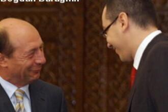 Ponta: Mergem la consultari cu Basescu pe tema Guvernului doar in prezenta presei si cu reportofoane