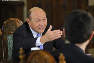 Basescu: Pentru mine nu e relevant pragul de prezenta, vreau cu un vot mai mult impotriva demiterii