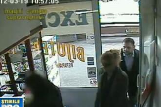 Explicatia suspectului din jaful de 100.000 de euro: Nu exista niciun ban, iar eu sunt nevinovat