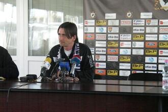 """Vali Velcea: """"Am incredere ca meciul cu ALRO nu va fi ultimul"""""""