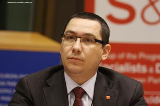 Ponta: Declansam saptamana viitoare o actiune pentru inlocuirea lui Anastase de la sefia Camerei