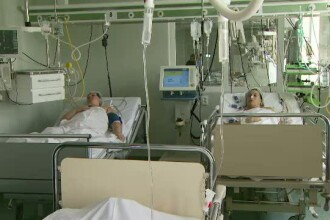 Sectia de Terapie Intensiva a Spitalului de Boli Infectioase din Cluj, finantata de Ministerul Sanatatii
