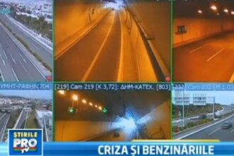 Criza din Grecia se vede la propriu, pe strada. Cum au ajuns grecii sa nu mai aiba bani de benzina