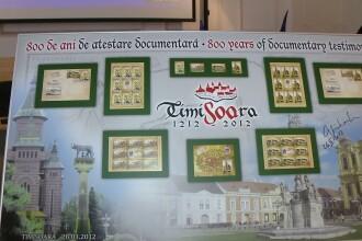 Timisoara are de azi 4 timbre de colectie. Pe ele sunt tiparite simbolurile orasului