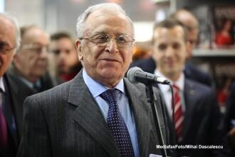 Iliescu: Liderii PSD s-au cam birocratizat, cunoastem o saracire a climatului de partid