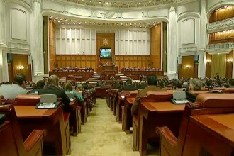 Valeriu Zgonea: Deputatii vor trebui sa paraseasca hotelurile in urmatoarele doua saptamani