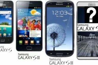 Imagini scapate pe Internet cu toate specificatiile tehnice pe care Samsung Galaxy SIV le va avea