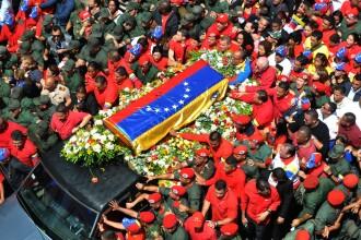Guvernul Venezuelei s-a razgandit. Corpul lui Hugo Chavez nu va mai fi imbalsamat