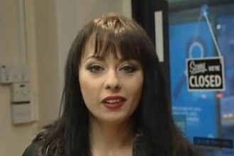 VIDEO. Monica Irimia, de la Cheeky Girls, despre problema imigrantilor romani din Marea Britanie