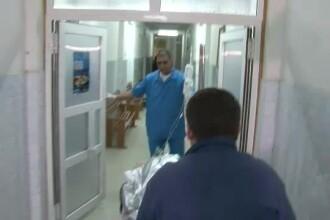 O femeie a reclamat ca ambii ei copii au fost agresati de asistentele spitalului de pediatrie Sibiu