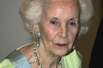 Printesa suedeza Lilian a murit la varsta de 97 de ani