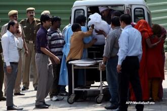 Principalul acuzat in cazul violarii in grup a unei studente in India s-a spanzurat la inchisoare