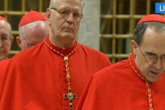 Conclavul pentru desemnarea viitorului papa: fum negru la Vatican.Cardinalii NU au ajuns la un acord