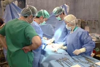 Maraton de transplanturi in 24 de ore: 7 vieti salvate cu organele unor donatori in moarte cerebrala