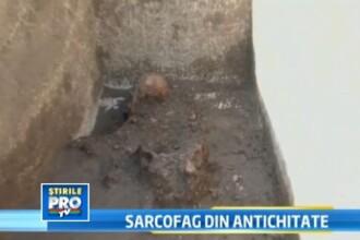 Descoperire importanta in Ardeal. Arheologii au gasit mai multe sarcofage romane langa Alba Iulia