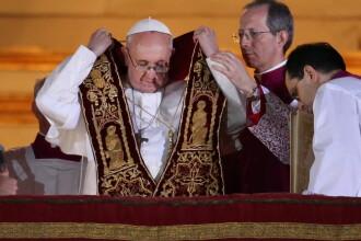 O decizie istorica: ce simbolizeaza noul nume al Papei - Francisc