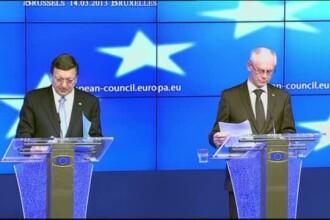 Mesajul UE la ultimul Consiliu European: Vom avea bani europeni pentru tinerii someri
