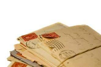 Scrisoarea de despartire primita de un barbat din SUA, in urma cu doua decenii.