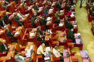 Noua Constitutie: Presedintele nu mai numeste directorii SRI si SIE, ci Parlamentul