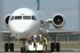 Panica pe Aeroportul International din Timisoara. 80 de pasageri nu stiau ce se va intampla cu ei