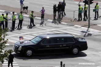 Cea mai sofisticata masina din lume, defectata de motorina: cum a ramas Obama fara