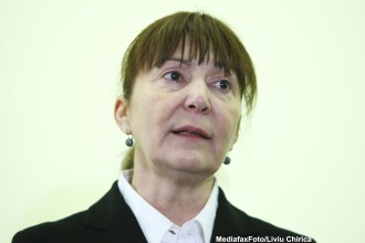 Monica Macovei: Astept pana pe 5 august sa fie luata in calcul cererea mea privind candidatura la alegerile prezidentiale