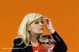 Udrea: Sustin unitatea dreptei inainte de europarlamentare, in parteneriat cu Basescu